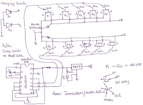 Ups Circuit Explanation Pdf Dwnle