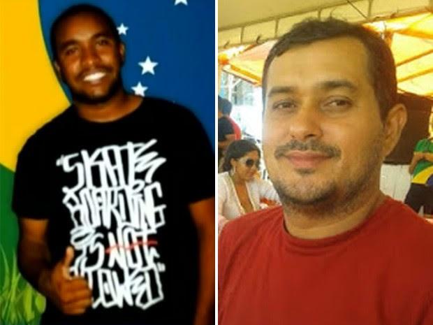 Blogueiros foram mortos em circunstâncias parecidas (Foto: G1)