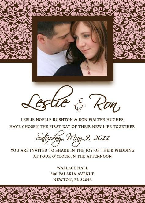 E Wedding Invitation Cards Free Download E Invitation