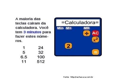 Calculadora Quebrada 6 Disciplina Matematica