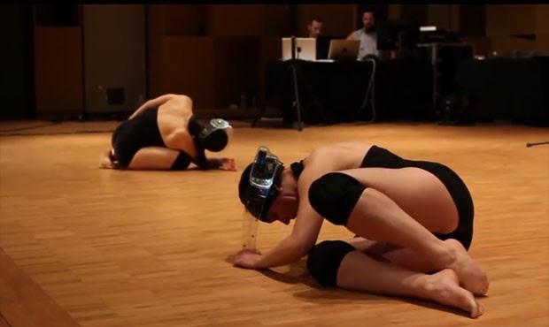 Próteses podem ser colocadas em diversas partes do corpo dos dançarinos (Foto: Divulgação)