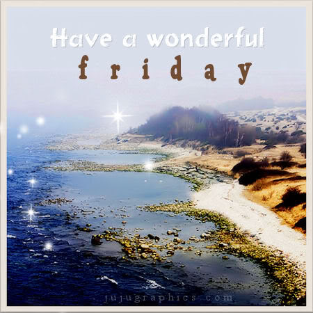 Have A Wonderful Friday 8 Graphics Quotes Comments Images