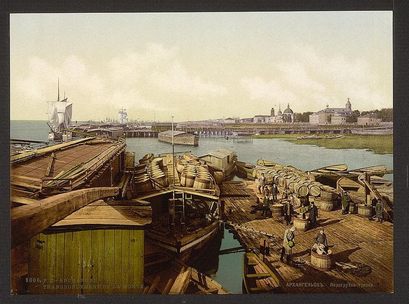 19thcentury001 177 Russian Cities In the XIX Century