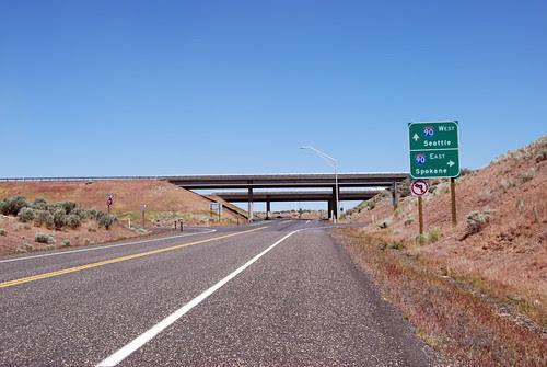 SR 21 @ I-90