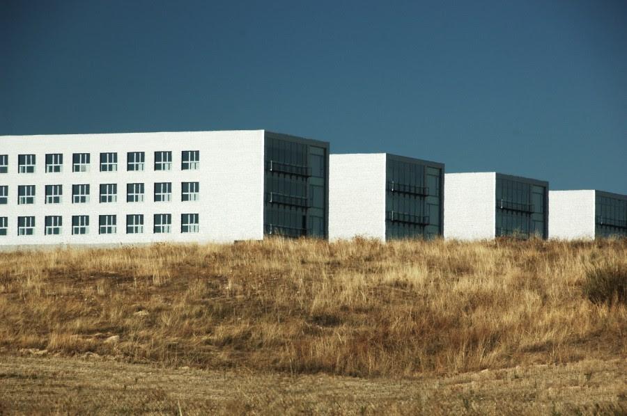 Hospital Infanta Sofía / PardoTapia Arquitectos