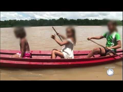 VÍDEO: crianças mantêm relação sexual com donos de balsa em troca de comida no Pará: Assista a reportagem