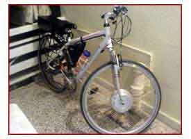 ηλιακο ποδηλατο