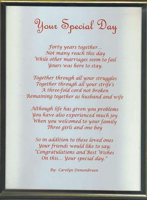 Wedding World: 40 Wedding Anniversary Gift Ideas