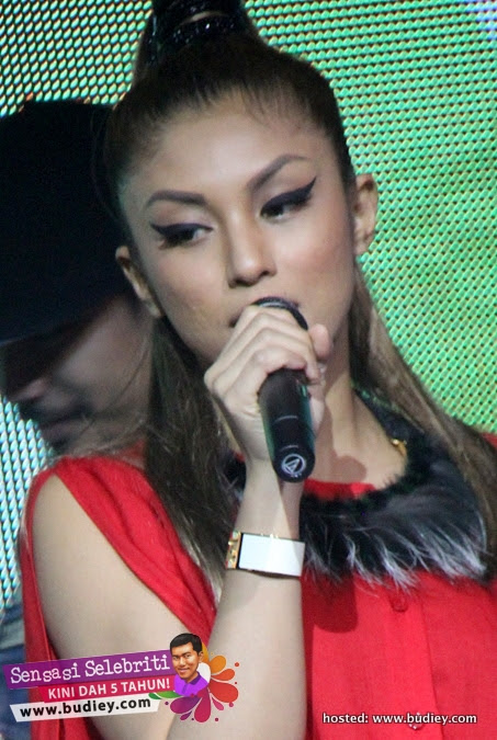 Mizz Nina Launching Album Take Over