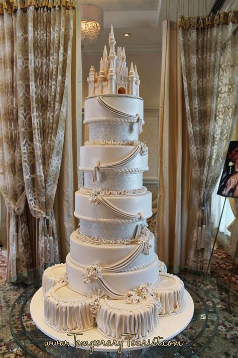 53 best images about disney wedding cakes on Pinterest