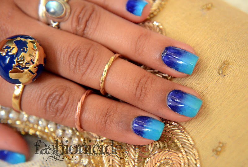 blueombrenails3