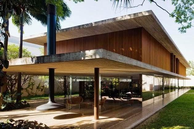 Desain Rumah Kaca Panjang Dan Terbuka - Desain Dekorasi Rumah