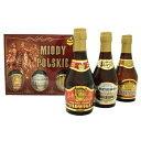 【送料無料!】ポーランドミード・アピス(蜂蜜酒)ミニボトル(250ml)3本セット【RCP】
