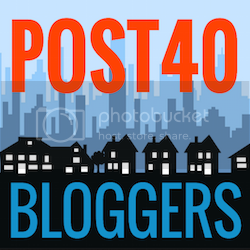 Post 40 Bloggers Author