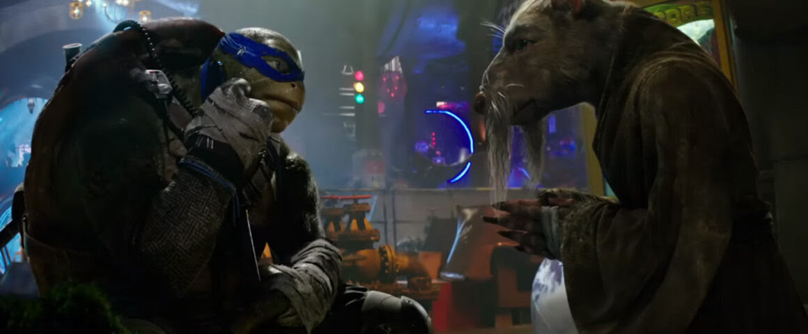 Movie Review: Teenage Mutant Ninja Turtles: Out of the Shadows (2016 ...