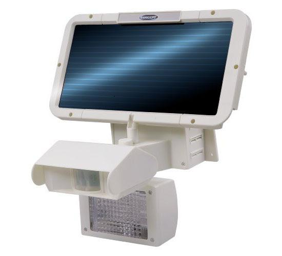 Concept SL-100 LED Luz de Segurança Solar