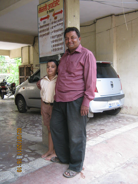 Mr. Jatin Kandpile, Manasi Apartments, un-official founder chairman of Suvarna Nagari, Swami Vivekanand Road, Bibwewadi, Pune 411 037