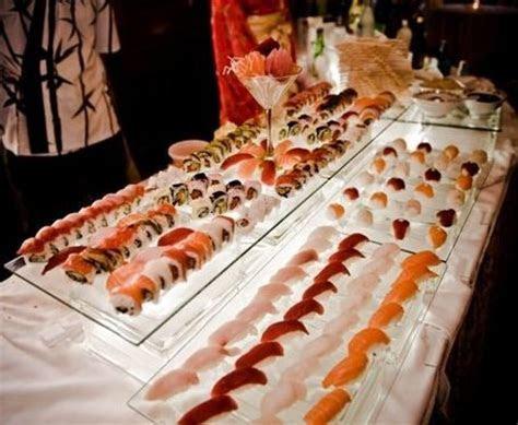 1000  images about Wedding Sushi Bar on Pinterest