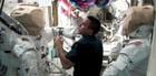 Nasa confirma caminhada espacial na ISS (Nasa TV)