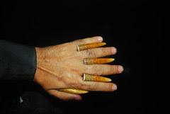 My Ringless Hand by firoze shakir photographerno1