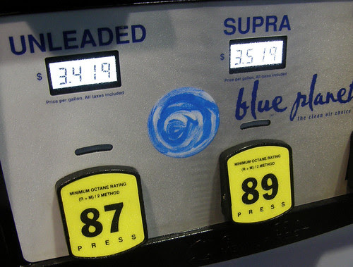 The unleaded  monday