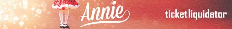 Annie tickets