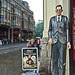 Soho, London Street corner-3