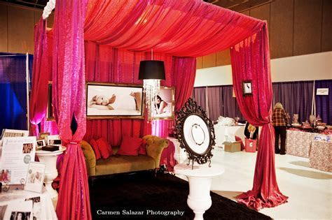 Studio B Event Designs: Designer Bridal Show Booths