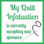 My Quilt Infatuation