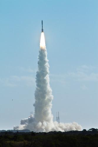 330/365 El MSL rumbo a Marte por Juan R. Velasco