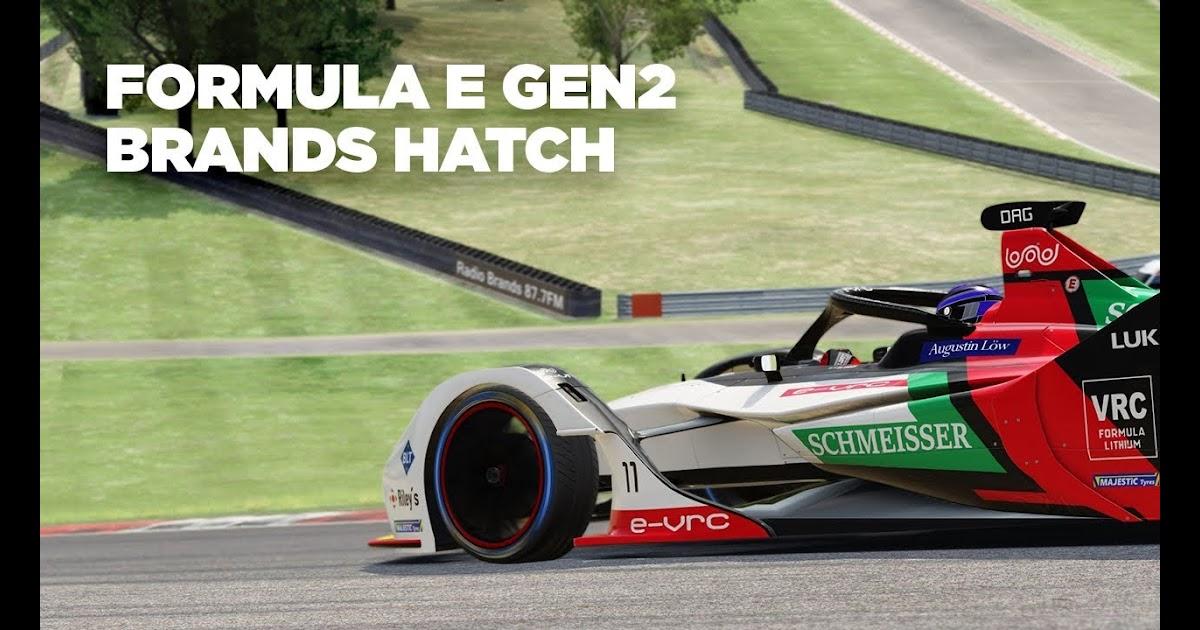 Formula E Race Replay