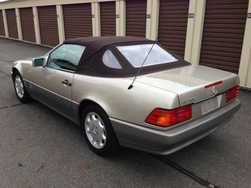 Buy used 1995 SL500 MERCEDES BENZ 77K HARD TOP in Medford ...