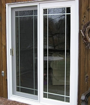 J & J Siding and Window Sales, Inc. Sliding Patio Doors Page
