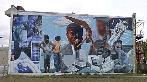Amazon Mural Ajedrez
