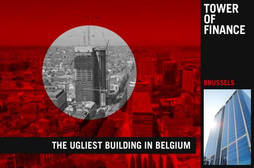 Dear Belgium, tear down this building!