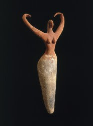 Female Figurine, Predynastic Egypt (Brooklyn Museum)