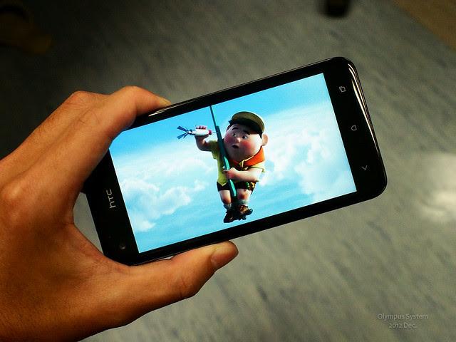 HTC butterfly -12