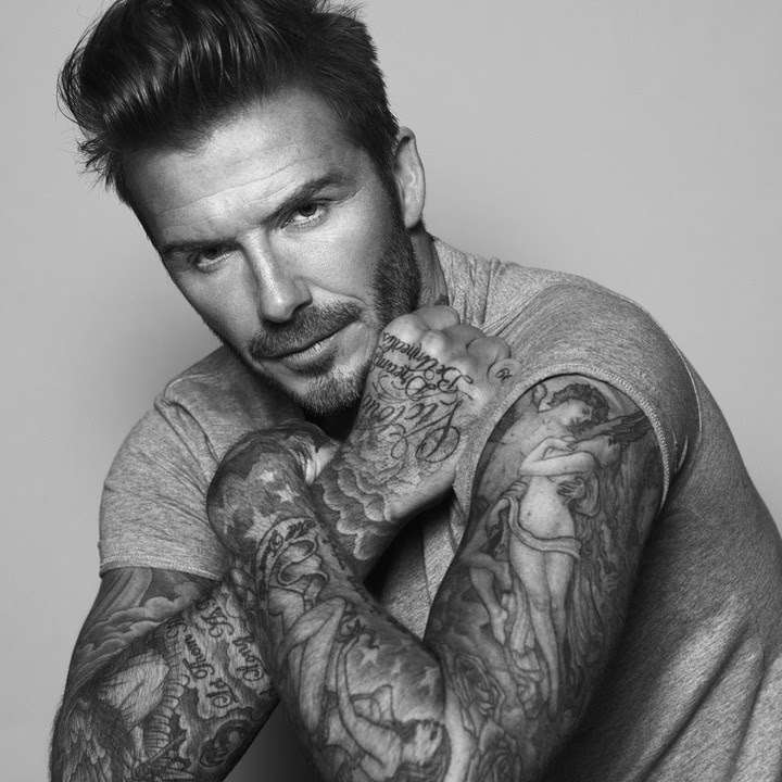 Image result for david beckham tattoo