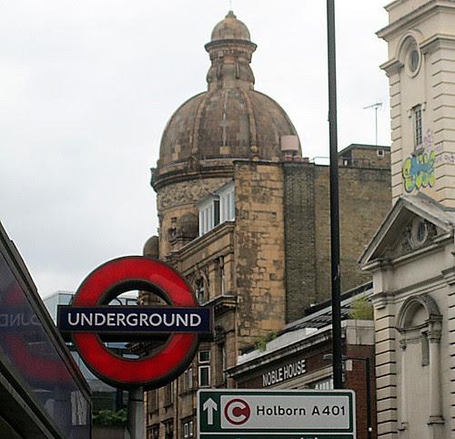 underground skyline
