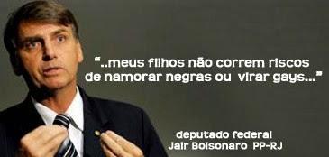 Bolsonaro o homem que alguns querem para Presidente do Brasil condenado a pagar 10 mil a Deputada ofendida por ele em 2014