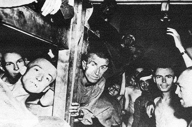 Побег из 20 барака концлагеря Маутхаузен