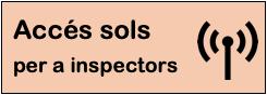 inspectors educació