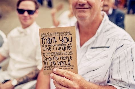 15 Ways To Say Thank You To Your Guests   Cakes, Favours