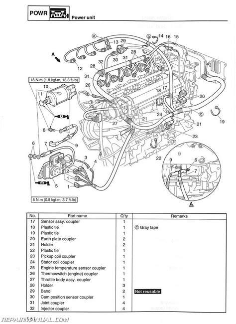 2010-2014 Yamaha VX1100 Cruiser Deluxe Sport Service