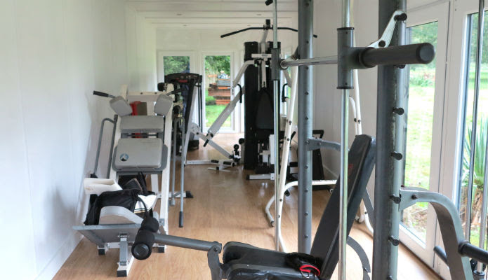 Garden gym uk