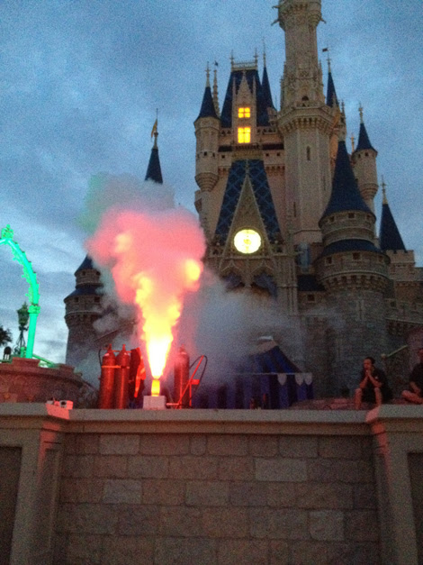 cryo co2 led jet rental Disney Demo