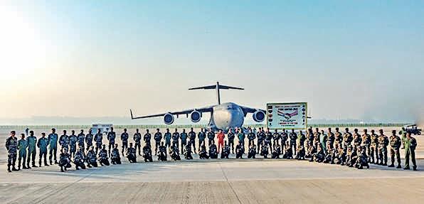 India & US kick off military drill 'Yudh Abhyas' in Alaska