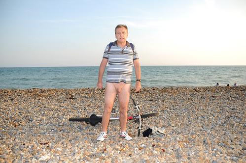 man nude on beach_8901 web