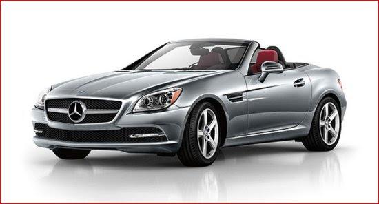 Choose a (SOLD OUT) 2014 Mercedes-Benz SLK250, E250 or ML350