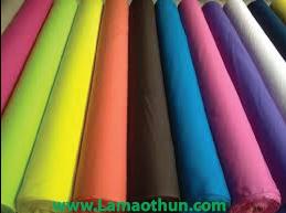 Quy trình nhuộm, dệt vải